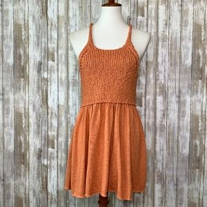 Free People Mountain View Tunic Tank Wool Blend M